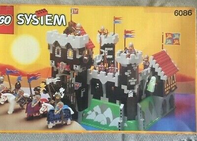 New Pieces 4x Black Cheek Protection Angled 48493 Knights Lego Castle