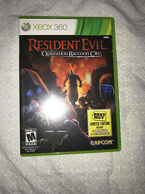 RESIDENT EVIL: OPERATION Raccoon City (Best Buy Limited