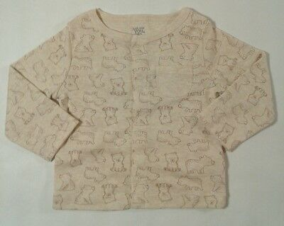 Boys Infant Just One You Carters L/S Button Down Shirt Size 9 Month (1581