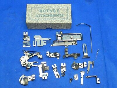 Vintage Singer ? Rare Sewing Machine Parts And Accessories Greist