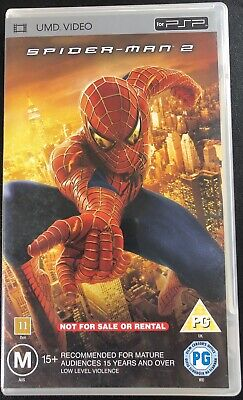 Spider-Man 2 UMD for Sony PSP Spiderman in Good Condition