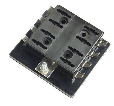 ATC Style Fuse Panel Grote Industries 82-2304