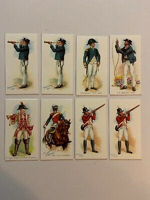 John Player & Sons Dogs Cigarette Card - Old England's Defenders X 8
