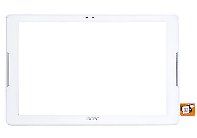 Vetro Touch Screen Acer Iconia One 10 B3-A32 K221 K8C Tablet Bianco A6202