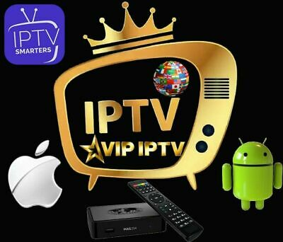 🔥🔥12 Months 1 year IPTV + VOD Subscription for Smart TV, MAG M3U VLC siptv 🔥