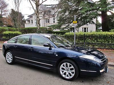 CITROEN C6 3.0HDi EXCLUSIVE 2009/59 1 OWN SOLD, REGULARLY DEALING  IN THIS MODEL
