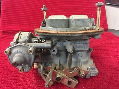 HOLLEY 4412 EST  650 CFM TMP Carbs Two Barrel - IMCA Stage II