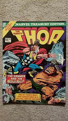 Marvel Treasury Edition # 10 The Mighty Thor