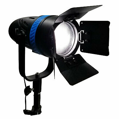 60W LED Focusing Spot Light Flood Lighting Photo Studio Light
