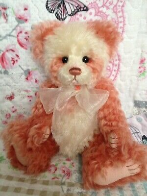 CHARLIE BEARS KYLIE 10TH ANNIVERSARY ISABELLE COLLECTION MOHAIR BEAR ~ below rrp