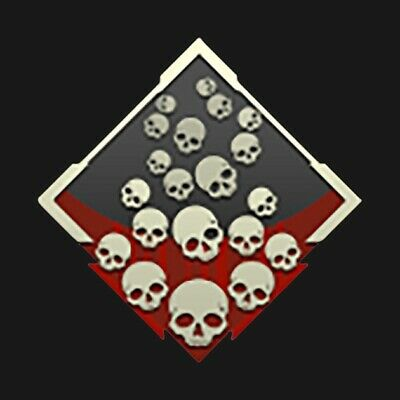 Apex Legends [PS4] 20 Kill Badge On Any Character
