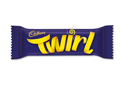 Cadbury Twirl Bar 39g Box of 48