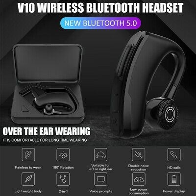 Wireless Earbuds Bluetooth 5.0 Headset Stereo Headphone Earphone Sports Earbud