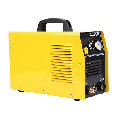 110V Performance Plasma Cutter 50 Amp Digital Inverter Cutting Machine
