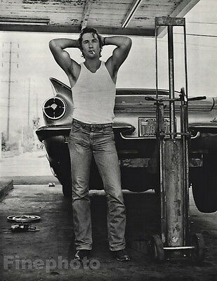 1979 RICHARD GERE By Herb Ritts Actor Movie Film Male Model Vintage Photo Art