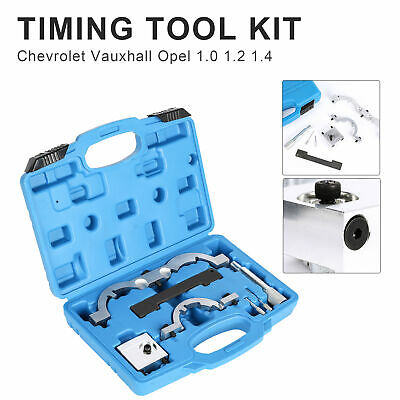 Turbo Engine Timing Tool Kit fit Opel Vauxhall Chevrolet 1.0 1.2 1.4