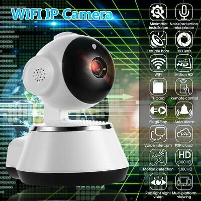 Baby Monitor HD 960P Night Vision Wireless WiFi Smart Home Security Camera hot