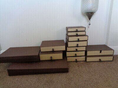 13 X Louis Vuitton Boxes Various Sizes