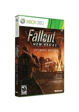 Fallout: New Vegas Ultimate Edition, (Xbox 360)