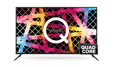 Tv Qbell Smart Quadcore 4K  Ultra Hd 50 Pollici Nuovo!!