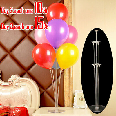 Wedding Balloon Accessory Base Table Support Holder Cup Stick Stand Party Decora
