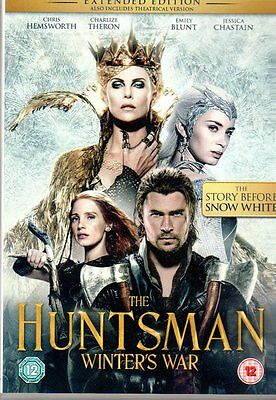 Il cacciatore e la regina di ghiaccio DVD the huntsman winter's war