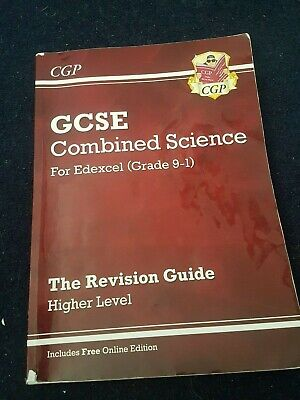 GCSE Combined Science Edexcel Grade 9-1 Revision Guide