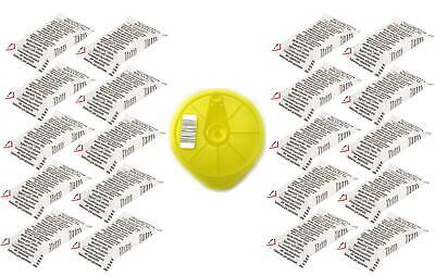 Tassimo Service Disc & 20 Descaling Tablets For T12, T14, T20, T32, T40, T65