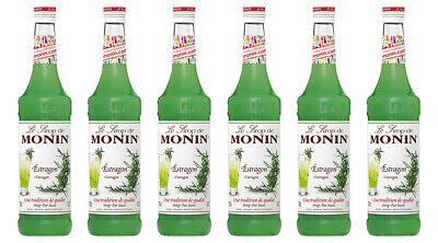 Monin Sirup Estragon, 0,7L, 6er Pack