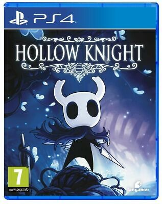 Hollow Knight Ps4 Videogioco Eu Remake Italiano Gioco Play Station 4 Nuovo