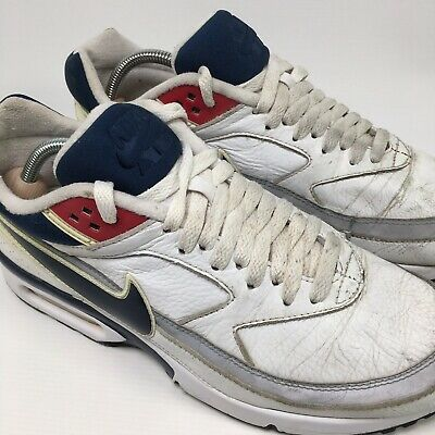 NIKE AIR MAX Classic Leather Mens Running Shoe Trainers UK