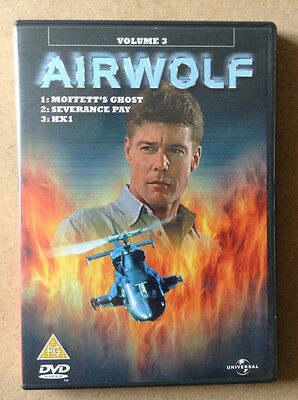 AIRWOLF TV SERIES DVD Complete Collection [13 Discs] Box Set: Season