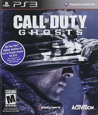 CALL OF DUTY: Ghosts Steelcase (Xbox 360, 2013) removed from Hard