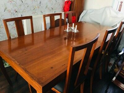 Tremendous John Lewis Rustic Solid Hardwood Dining Table With 8 Chairs Andrewgaddart Wooden Chair Designs For Living Room Andrewgaddartcom