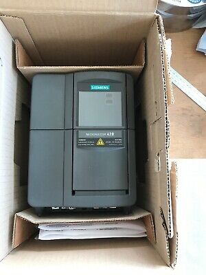 Siemens Micromaster 420 2.2 kw Variable speed drive 6SE6420-2AD22-2BA0