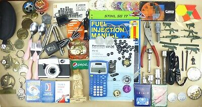 "Junk Drawer Lot ""The items you see in the photos are the items you will receive"""