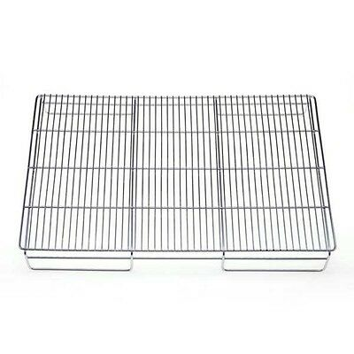 Proselect ProSelect SS Mod Kennel Cage Rep Flr Grte L - ZW1224-42 Containment