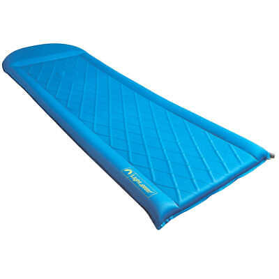 Lightspeed Outdoors PVC-Free Self Inflating Green Camp Sleep Pad NEW