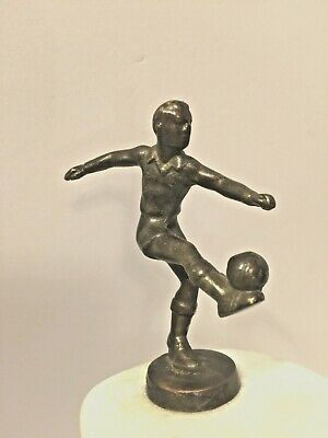 Bound Lady Deco Solid Bronze Captivating heavy weight Free Ship