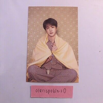 BTS Map of the Soul: Persona Official Photocard / Postcard Jin