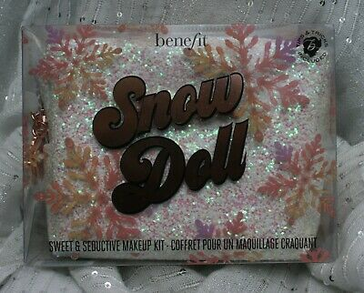 Benefit Snow Doll Gift Set New