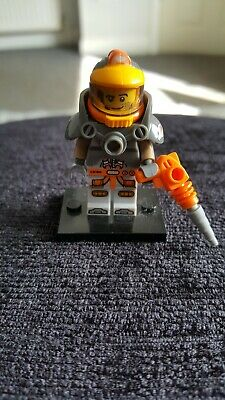 New Genuine LEGO Space Miner Minifig Series 12 71007