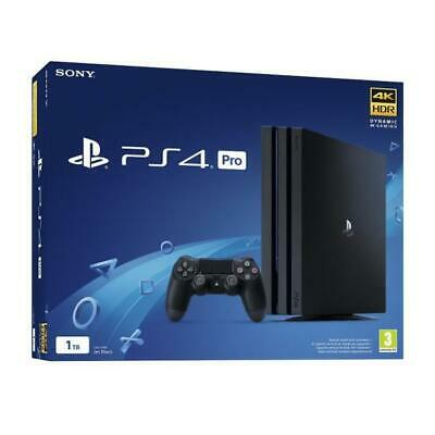 SONY Console Playstation 4 Pro Gamma 4K e HDR 1 TB