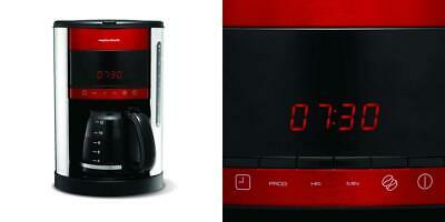 Morphy Richards 162005EE Cafetiere Rouge