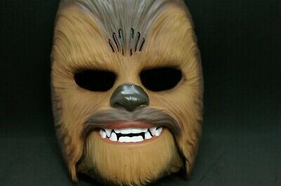 Star Wars: The Force Awakens Chewbacca Electronic Roaring Mask