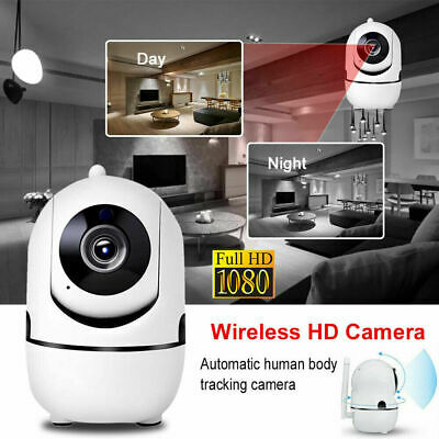 Wireless 1080P IP Security Camera Indoor Home CCTV Smart Wifi Baby Pet Monitor