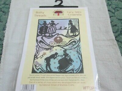 Fairy Glade Bothy Threads Cross Stitch Kit