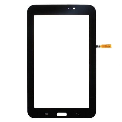 "VETRO+ TOUCH SCREEN SAMSUNG per GALAXY TAB 3 LITE SM-T113 7"" DISPLAY WIFI NERO"