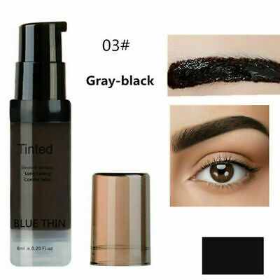 1 Piece Peel Off Eye Makeup Eye Brow Tattoo Tint Long-lasting Waterproof Dye Eye