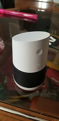 Google Home Personal Assistant Smart Speaker - White